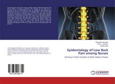 Обложка Epidemiology of Low Back Pain among Nurses