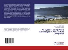 Couverture de Analyses of Competitive Advantages in Aquaculture Companies