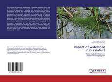Couverture de Impact of watershed in our nature