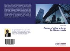 Copertina di Causes of delay in large building projects