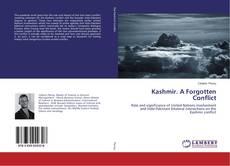 Copertina di Kashmir. A Forgotten Conflict