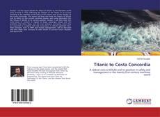 Bookcover of Titanic to Costa Concordia