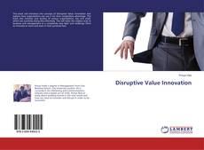 Обложка Disruptive Value Innovation