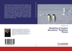 Bookcover of Modeling of System Boundary-Periphery Theory