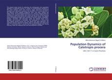 Buchcover von Population Dynamics of Calotropis procera
