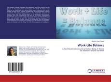 Bookcover of Work-Life Balance