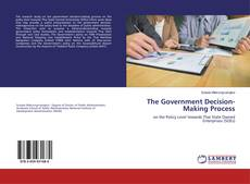 Portada del libro de The Government Decision-Making Process