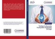 Türkiye İş Kurumu Faaliyetleri (Eskişehir Örneği) kitap kapağı
