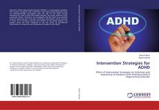 Couverture de Intervention Strategies for ADHD