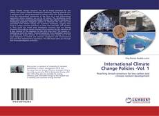 Обложка International Climate Change Policies -Vol. 1