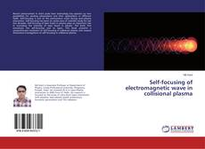 Bookcover of Self-focusing of electromagnetic wave in collisional plasma