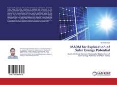 MADM for Exploration of Solar Energy Potential kitap kapağı