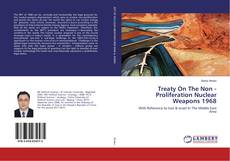 Treaty On The Non - Proliferation Nuclear Weapons 1968的封面