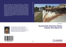 Bookcover of Sustainable Drinking Water Supply Management