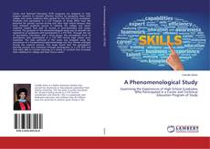 Capa do livro de A Phenomenological Study