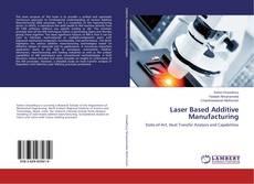 Laser Based Additive Manufacturing kitap kapağı