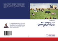 Borítókép a  Management and Productivity of African Mono-gastric Animals - hoz