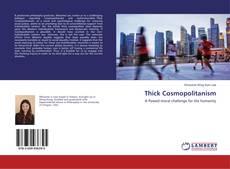 Thick Cosmopolitanism的封面