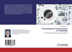 International Transmission of Volatility kitap kapağı