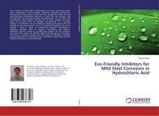 Portada del libro de Eco-Friendly Inhibitors for Mild Steel Corrosion in Hydrochloric Acid