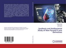 Couverture de Synthesis and Antibacterial Study of New Pyrazol-5-one Derivatives