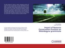 Bookcover of Impact of Resource Conservation Practices on Meloidogyne graminicola