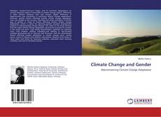 Couverture de Climate Change and Gender