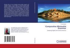 Capa do livro de Comparative Minimalist Grammar