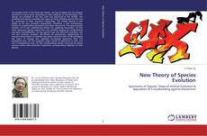 Buchcover von New Theory of Species Evolution