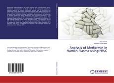 Copertina di Analysis of Metformin in Human Plasma using HPLC