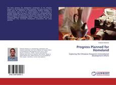 Bookcover of Progress Planned for Homeland