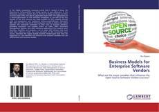 Copertina di Business Models for Enterprise Software Vendors