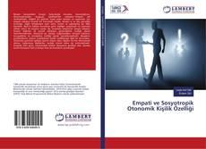 Bookcover of Empati ve Sosyotropik Otonomik Kişilik Özelliği