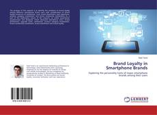 Buchcover von Brand Loyalty in Smartphone Brands