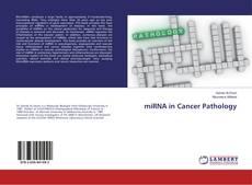 Capa do livro de miRNA in Cancer Pathology