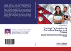 Capa do livro de Teachers' Participation in Curriculum Development Process