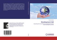 Bookcover of Development Aid