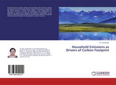 Bookcover of Household Emissions as Drivers of Carbon Footprint
