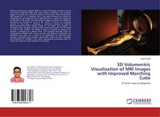Capa do livro de 3D Volumentric Visualization of MRI Images with Improved Marching Cube