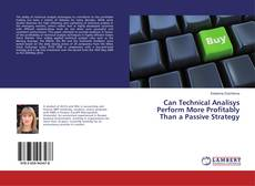 Can Technical Analisys Perform More Profitably Than a Passive Strategy kitap kapağı