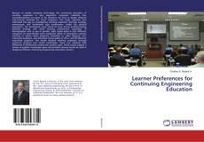 Borítókép a  Learner Preferences for Continuing Engineering Education - hoz