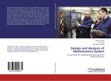 Capa do livro de Design and Analysis of Mechatronics System