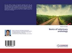 Bookcover of Basics of veterinary andrology