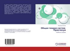Обложка Общая теория систем. Практикум