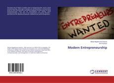 Bookcover of Modern Entrepreneurship