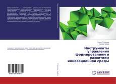 Bookcover of Инструменты управления формированием и развитием инновационной среды