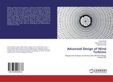 Bookcover of Advanced Design of Wind Turbines