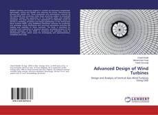 Buchcover von Advanced Design of Wind Turbines