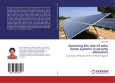 Bookcover of Assessing the role of solar home systems in poverty alleviation