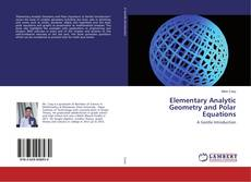 Bookcover of Elementary Analytic Geometry and Polar Equations